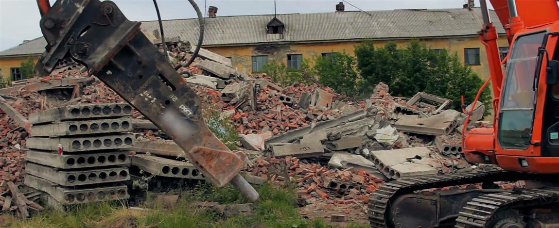 Аренда строительной и спецтехники в Подольске