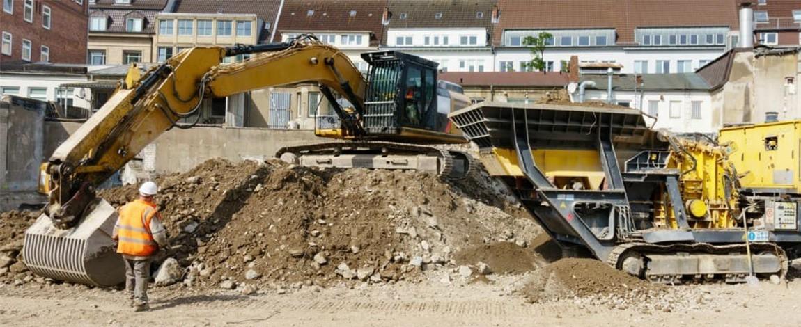 Аренда строительной и спецтехники в Ивантеевке